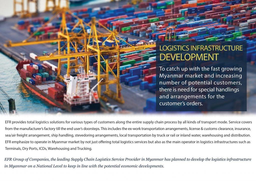 Supply Chain & Logistics Infrastructure Development - Cargo
