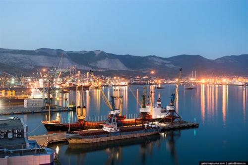 Vận tải đường biển đến Cảng Caleta Oliva (Argentina)