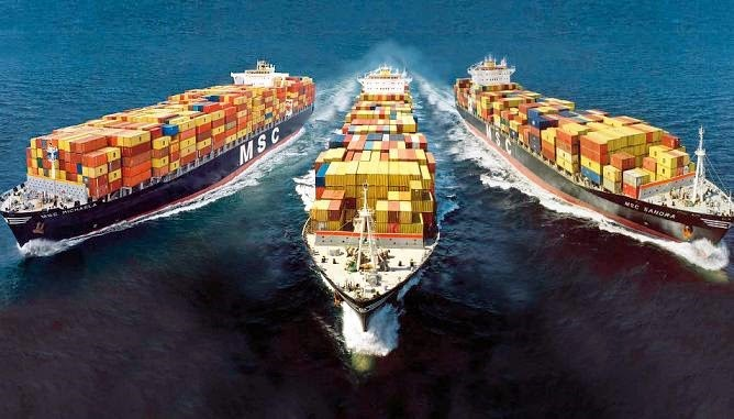 Kết quả hình ảnh cho dịch vụ vận tải biển