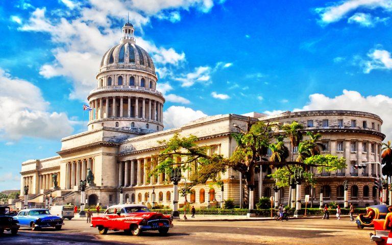 Vận chuyển hàng hóa đi Cuba bằng đường biển
