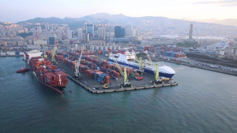 Vận chuyển hàng hóa đi Ý bằng đường biển xuất nhập