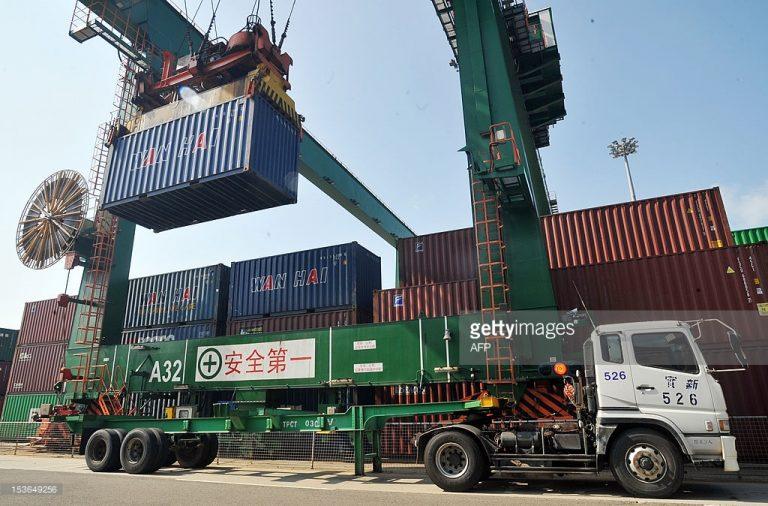 Vận chuyển hàng sang Đài Loan bằng đường biển