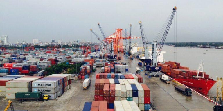 Vận chuyển hàng hóa đi Myanmar bằng đường biển