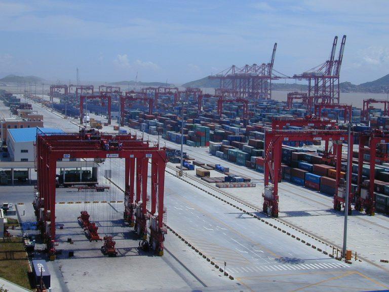 Vận chuyển hàng đi Trung Quốc bằng đường biển xuất nhập khẩu