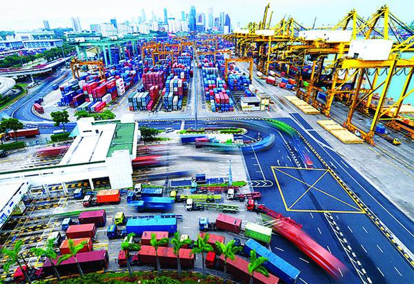 Vận tải đường biển đến Cảng CabindaPuerto Madryn (Argentina)