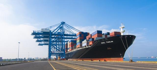 Vận tải biển từ TPHCM đến Cảng Sydney (Australia)