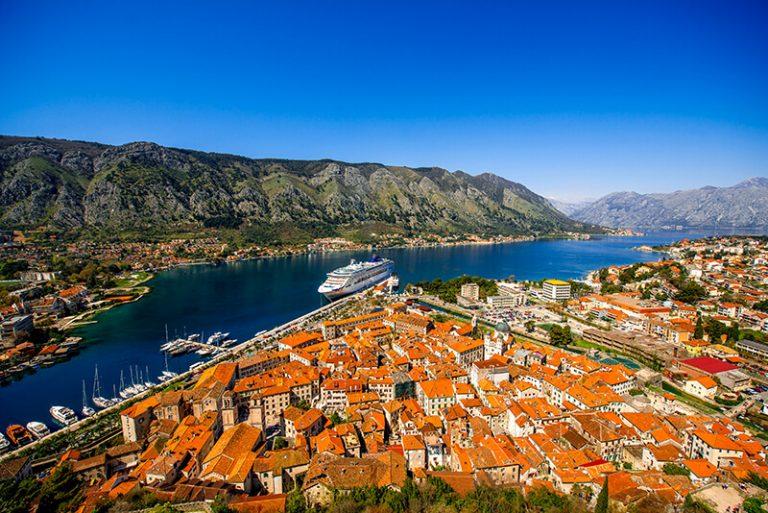 Dịch vụ vận chuyển LCL đi Montenegro