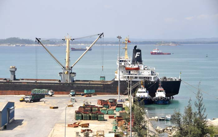 Vận tải biển từ TPHCM đến Cảng Port Hedland (Australia)