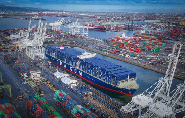 Vận chuyển container sang Cảng Hyderabad (Ấn Độ) từ Cảng Cát Lái (TPHCM) nhanh chóng