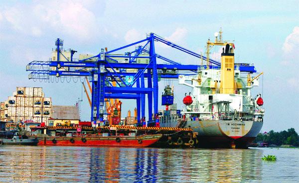 Vận chuyển hàng hóa theo đường biển từ Cát Lái sang Ghana