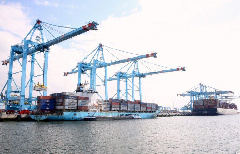 Hàng hóa được vận chuyển từ Cát Lái đến Guyana theo đường biển với giá rẻ nhất