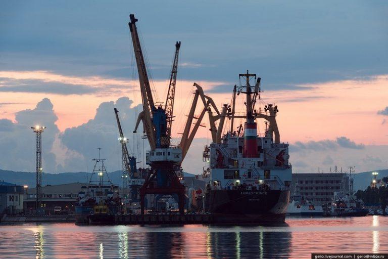 Vận tải đường biển đến Cảng Puerto Deseado (Argentina)
