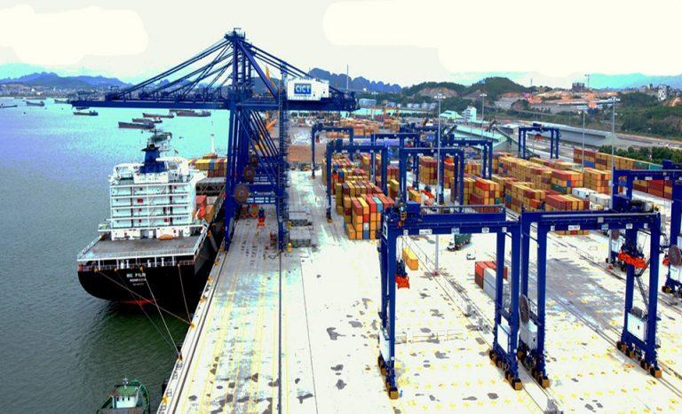 Vận tải đường biển từ TPHCM đi Cảng Tianjinxingang (Trung Quốc)