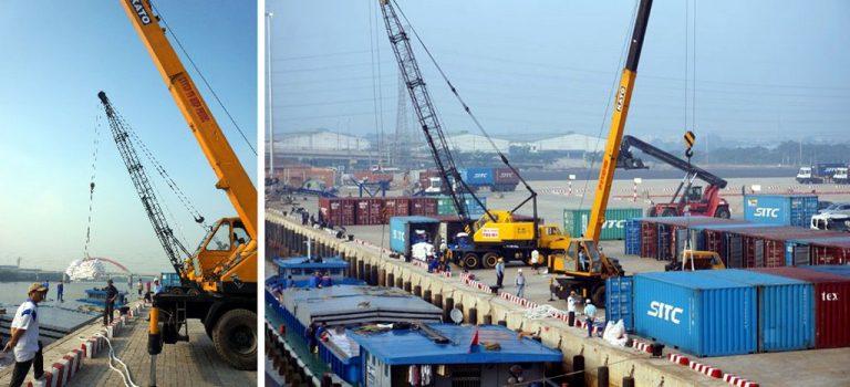 Vận tải biển từ TPHCM sang Cảng Prince Rupert  (Canada)