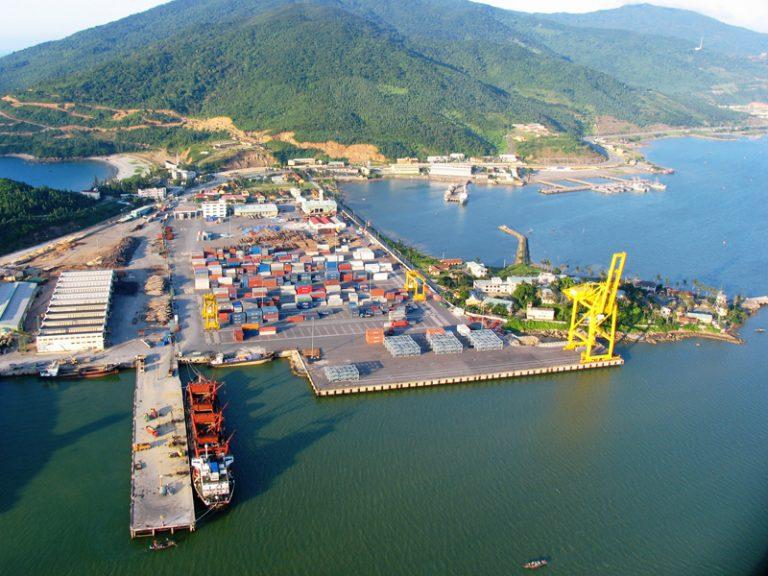 Vận chuyển container từ cảng TPHCM đến cảng Malacca (Malaysia)