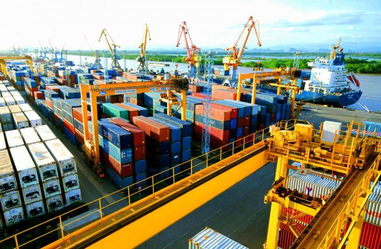 Vận chuyển hàng hóa từ cảng Cát Lái đến cảng Transvina