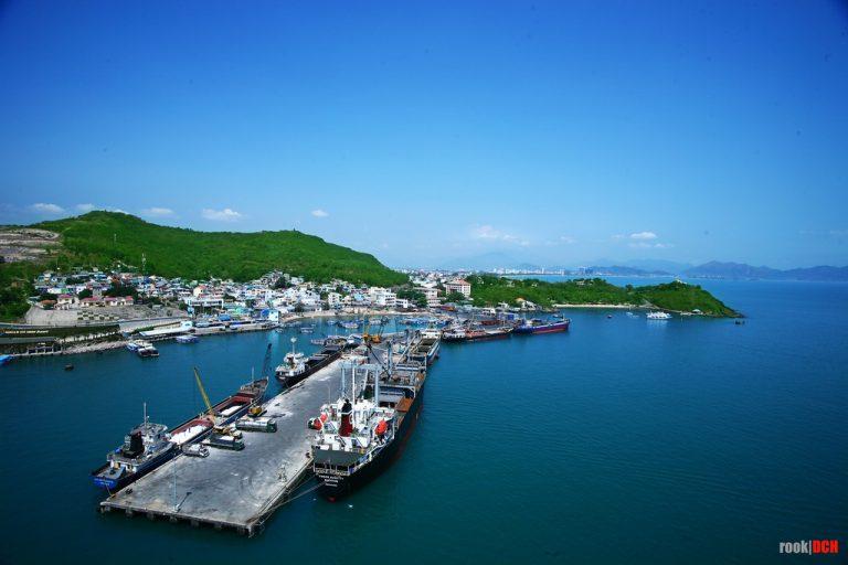 Nhận vận chuyển các loại hàng hóa từ cảng Cát Lái đến cảng Đài Hải