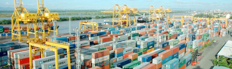 Vận chuyển hàng hóa giá rẻ sang cảng Diêm Điền theo đường biển từ Cát Lái