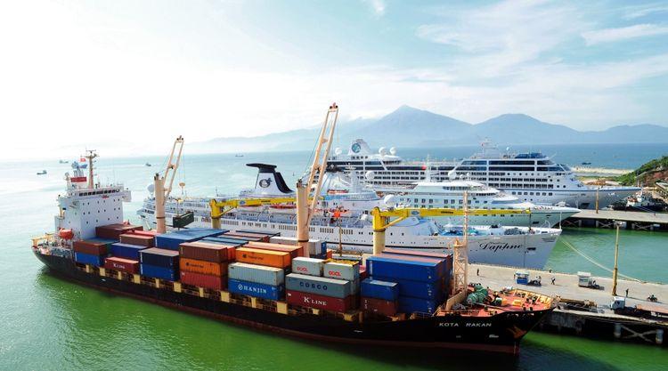 Vận chuyển hàng hóa đi cảng Đoạn Xá theo đường biển từ cảng Cát Lái