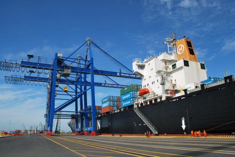 Vận chuyển container sang Cảng Ludhiana (Ấn Độ) từ Cảng Cát Lái (TPHCM) nhanh chóng
