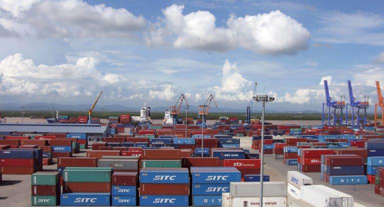 Vận chuyển hàng hóa từ cảng Sài Gòn(HCM) đến cảng Hải Phòng