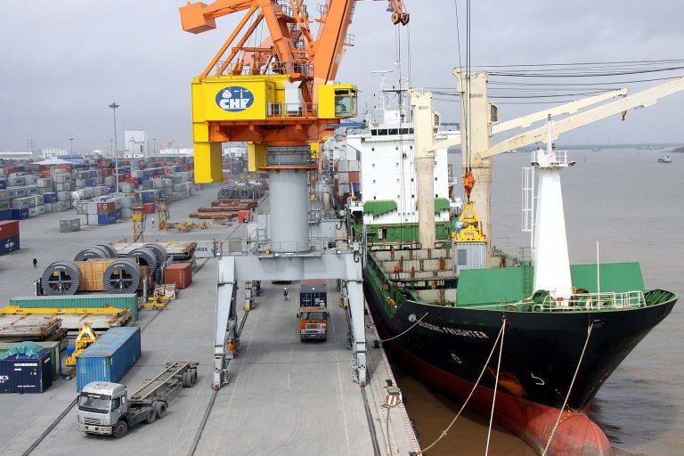 Vận chuyển hàng hóa đi cảng Thăng Long theo đường biển