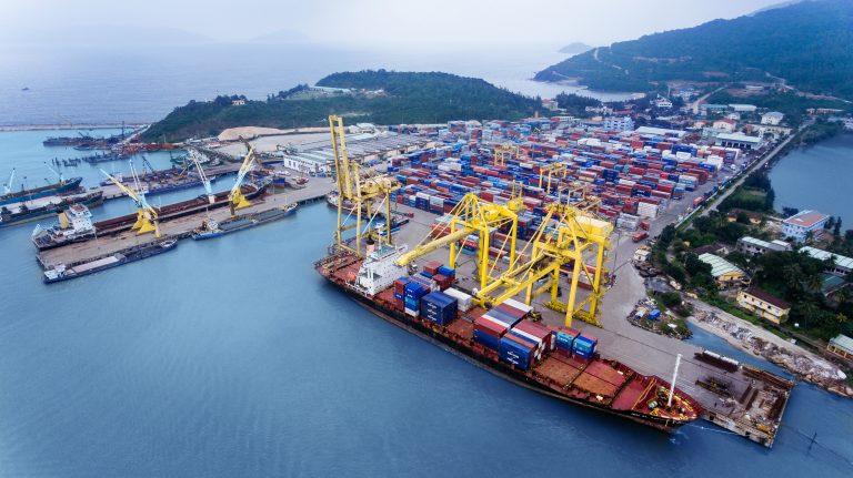 Vận chuyển hàng hóa đi từ cảng Sài Gòn(HCM) đến cảng Mũi Chùa