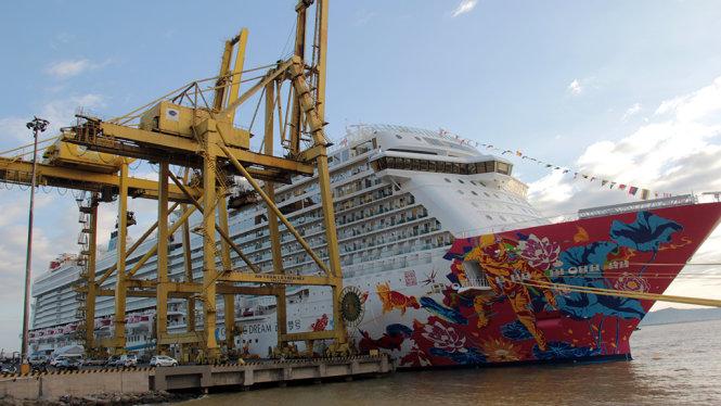 Vận chuyển hàng hóa nhanh chóng từ cảng Sài Gòn(HCM) đến cảng Chùa Vẽ