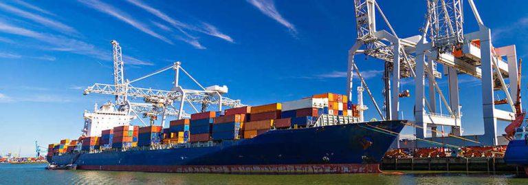 Xuất khẩu hàng hóa đi sang Cảng Tangier (Marocco)