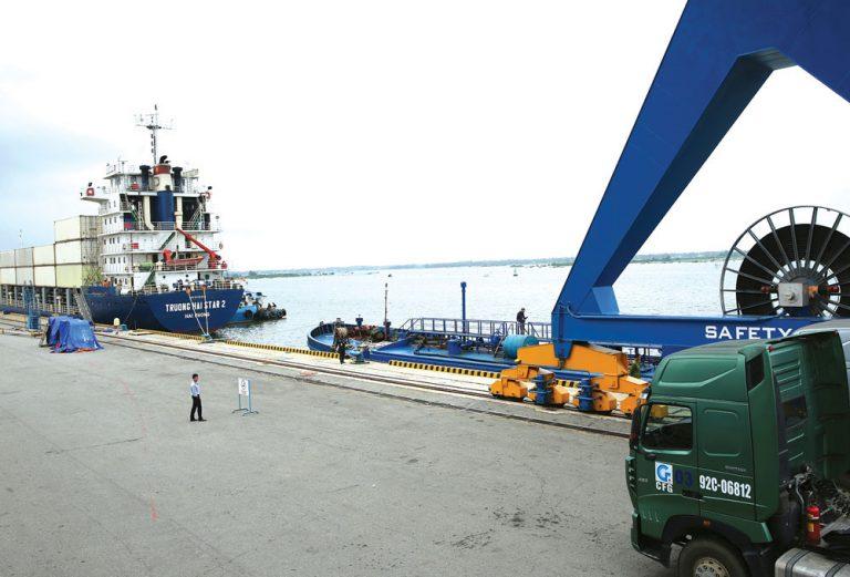 Vận tải biển quốc tế đi đến Cảng Mohammedia (Marocco) từ TPHCM
