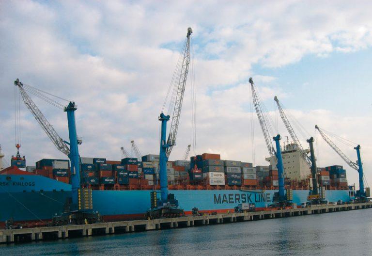 Dịch vụ vận chuyển hàng lẻ đi các cảng Taiwan từ Cảng Cát Lái