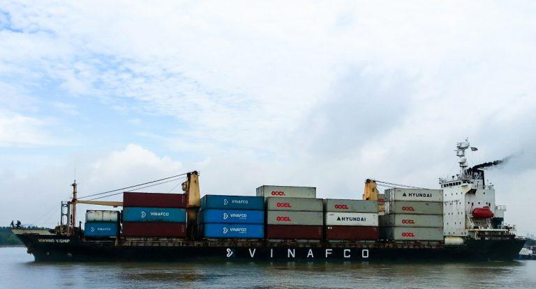 Vận chuyển hàng hóa sang Egypt cập cảng biển quốc tế