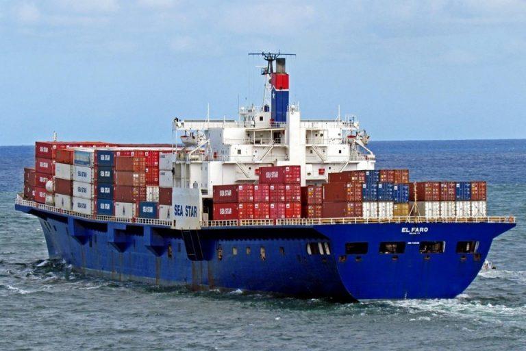 Vận chuyển hàng hóa đi các cảng của Ukraine xuất phát từ Cảng Cát Lái