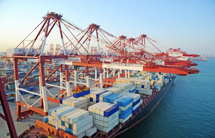 Dịch vụ vận chuyển hàng lẻ đi các cảng Thái Lan từ Cảng Cát Lái