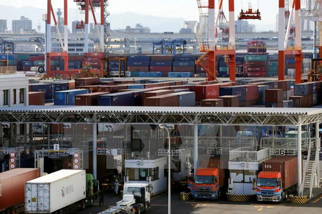 Vận tải đường biển quốc tế đi các cảng của Ấn Độ
