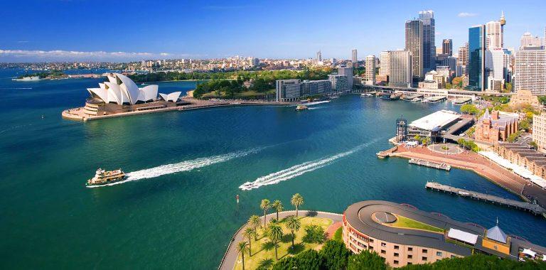 Xuất nhập khẩu hàng lẻ, LCL, FLC từ cảng Hải Phòng đi cảng Geelong (Úc) theo đường biển