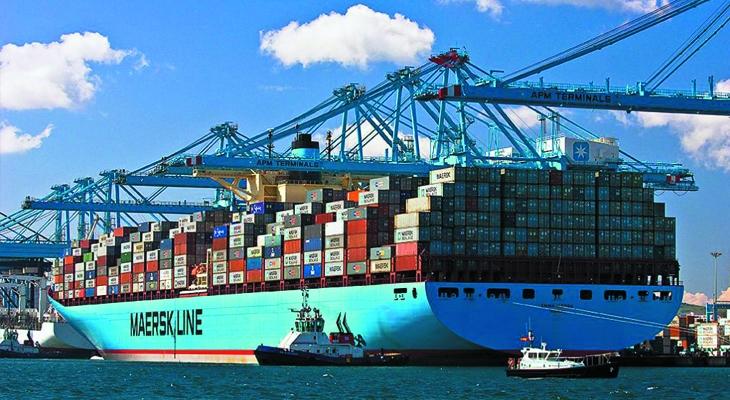 Vận chuyển hàng hóa sang Algeria cập tại các cảng: Ghazaouet, Oran, Pago Pago,..
