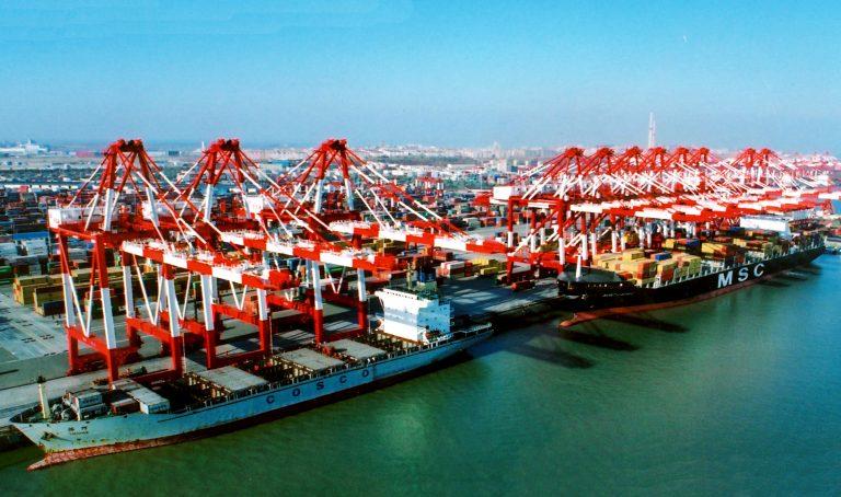 Dịch vụ vận chuyển hàng hóa xuất khẩu đi các cảng của Argentina xuất phát từ Cảng Vũng Tàu