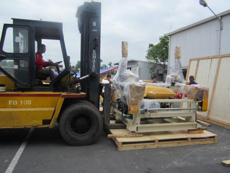 Dịch vụ xếp dỡ và nâng hạ đóng gói hàng hóa tại Nghệ An