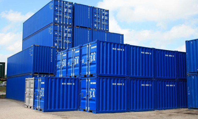 Dịch vụ cho thuê các loại container tại Cảng Phú Quý (Bình Thuận)
