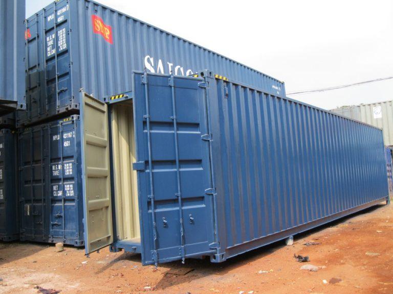 Dịch vụ cho thuê các loại container tại Cảng Cam Ranh