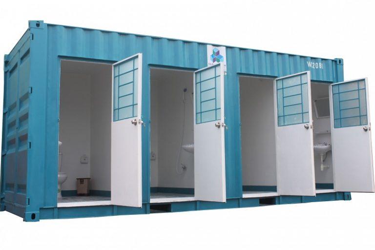 Dịch vụ cho thuê các loại container tại Cảng Mỹ Thới