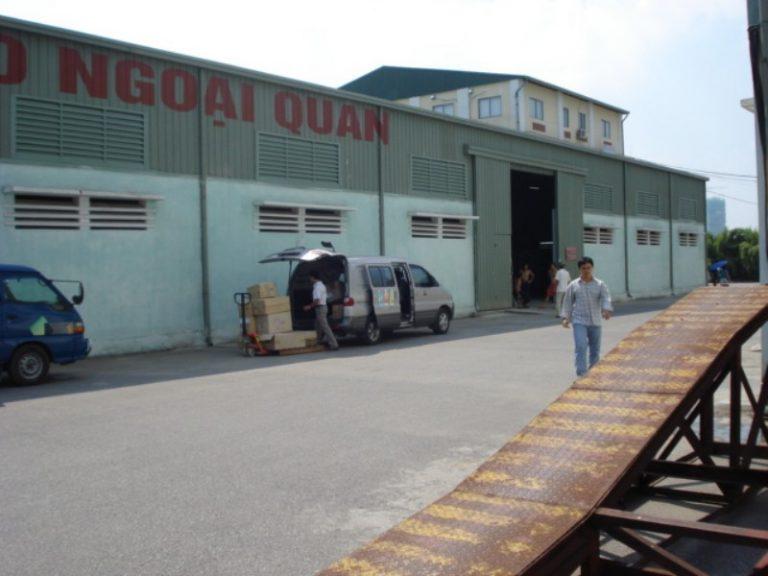 Dịch vụ cho thuê kho ngoại quan tại TP. Hồ Chí Minh (Sài Gòn)