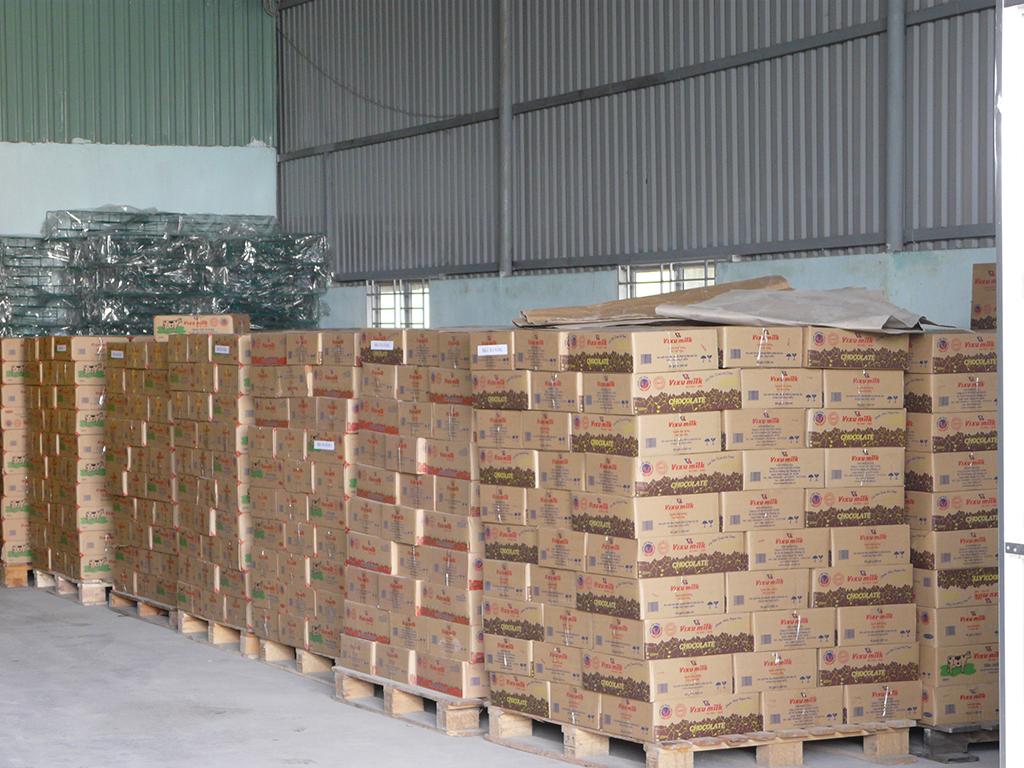 Dịch vụ cho thuê kho bãi và kho ngoại quan tại khu công nghiệp Vĩnh Phúc