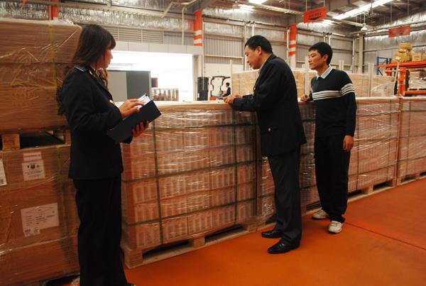 Thủ tục hải quan điện tử đăng ký, sửa đổi, bổ sung các danh mục nguyên liệu, vật tư nhập khẩu; danh mục sản phẩm xuất khẩu