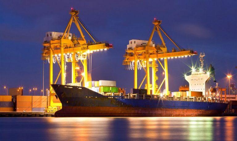 Dịch vụ vận chuyển đường biển quốc tế của Vietship