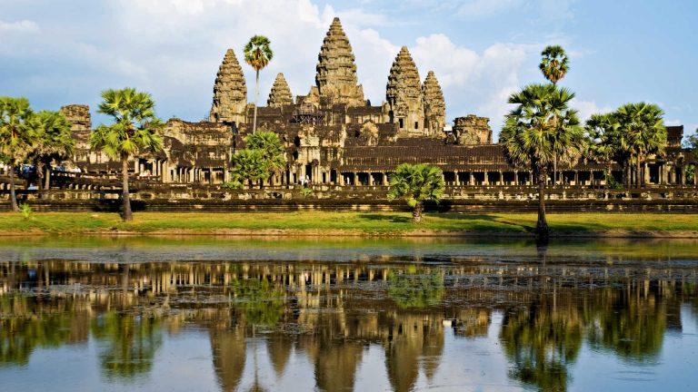 Dịch vụ vận chuyển hàng siêu trường siêu trọng đi Campuchia từ Việt Nam đi Campuchia