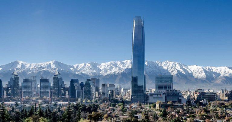 Vận chuyển hàng hóa siêu trường siêu trọng đi Chile theo đường biển