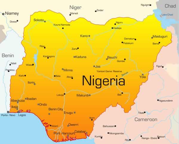 Dịch vụ vận chuyển hàng siêu trường siêu trọng đi Nigeria từ Tphcm