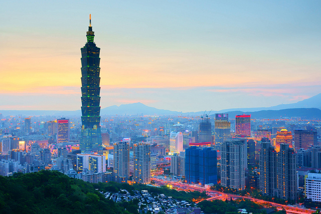 Dịch vụ vận chuyển hàng siêu trường siêu trọng đi Đài Loan từ Việt Nam